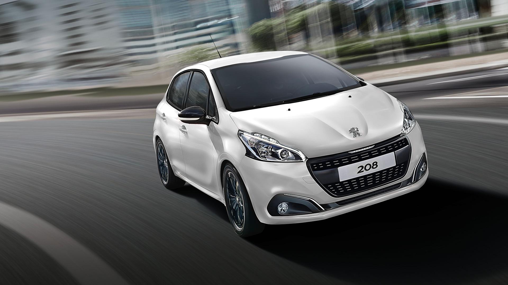 Peugeot 208, 5 porte: la sportiva e compatta con stile unico