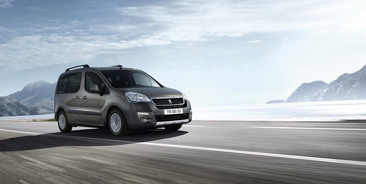 Peugeot 5008 Configuratore >> Peugeot Partner Tepee | Multispazio, robusto e tecnologico