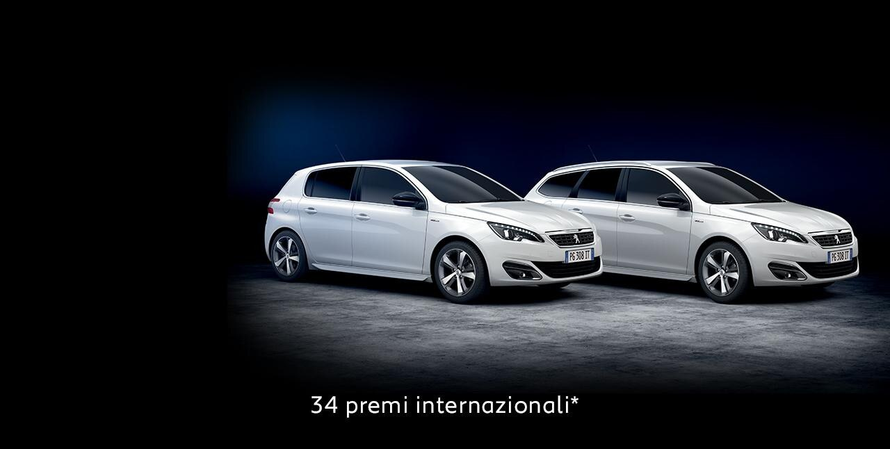 34 premi internazionali GT Line