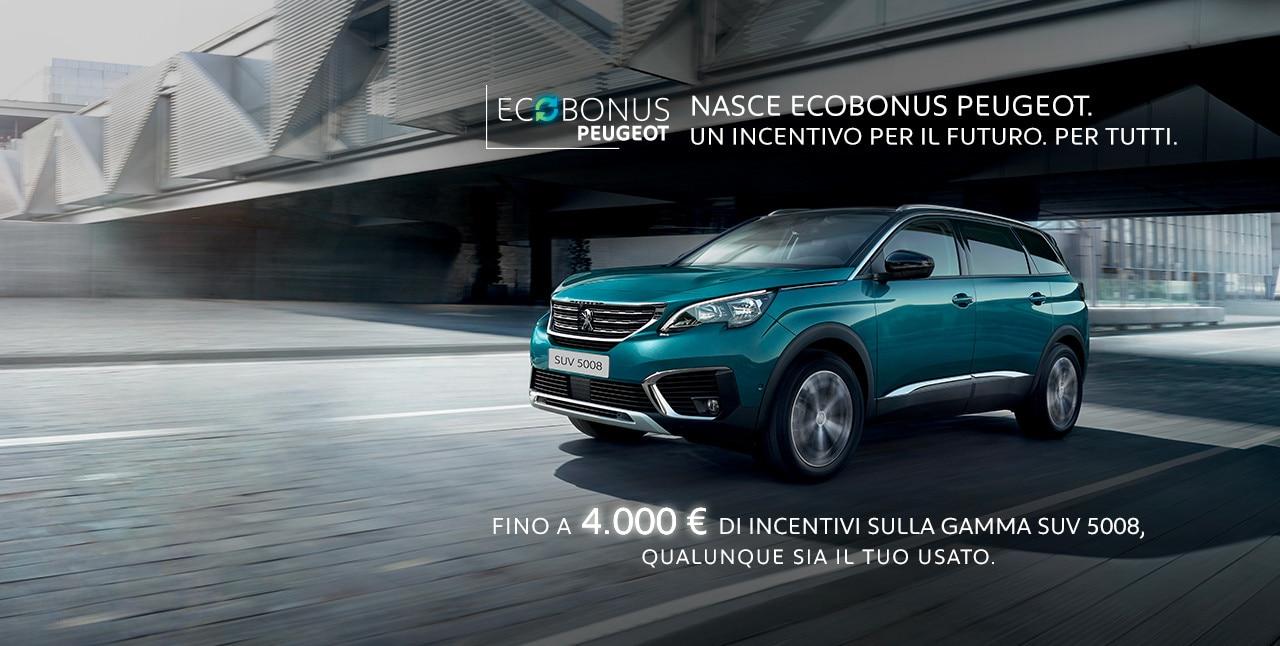 Peugeot 5008 Configuratore >> SUV PEUGEOT 5008 | Prova il SUV 7 posti Peugeot