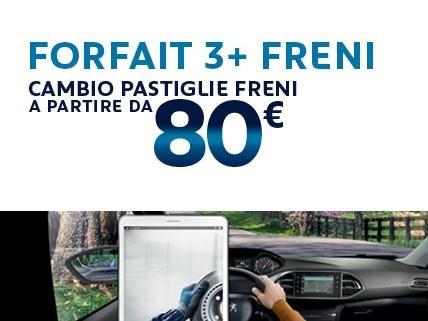 FORFAIT 3+ FRENI