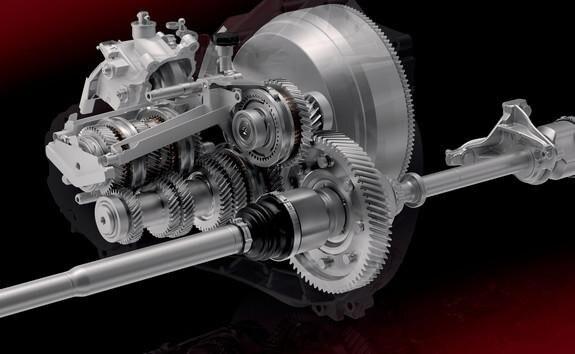 PEUGEOT 308 GTi by PEUGEOT SPORT Torsen® - differenziale a slittamento limitato