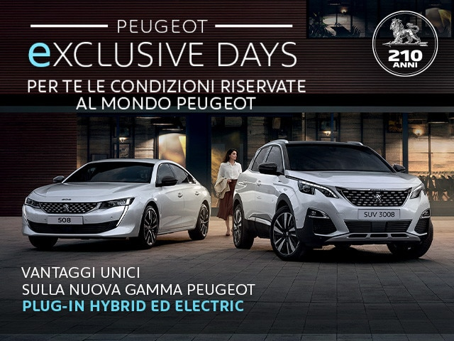 PRIVATE SALES PEUGEOT