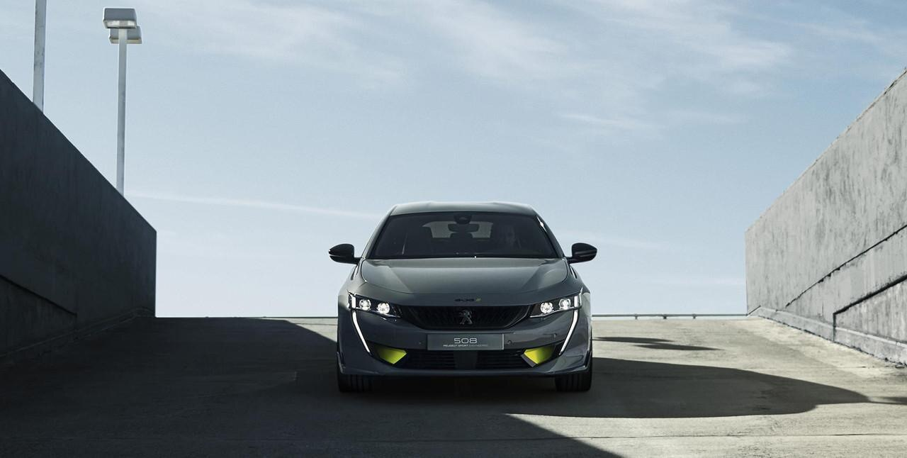 508 CONCEPT PEUGEOT SPORT ENGINEERED