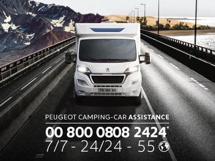 Assistenza Camper Peugeot