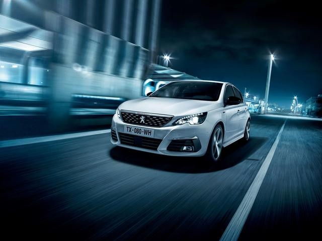 Nuova PEUGEOT GT LINE - Nuovo frontale dal carattere sportivo