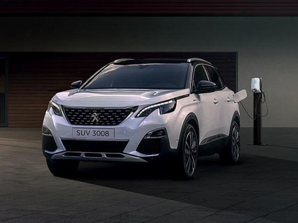 NUOVO SUV PEUGEOT 3008 PLUG-IN HYBIRD