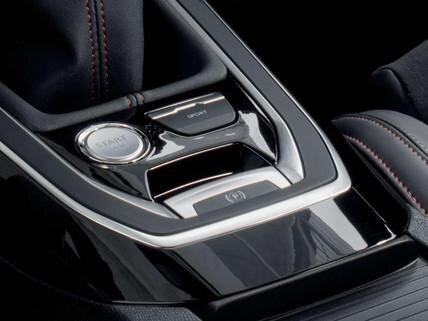 Nuova PEUGEOT 308 GT – visualizzazione del quadro strumenti in rosso