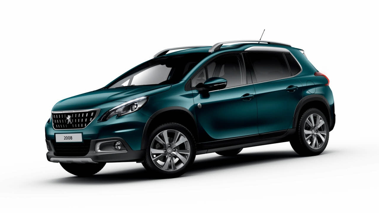 Peugeot 2008 Photos New Peugeot 2008 Crossover Pictures