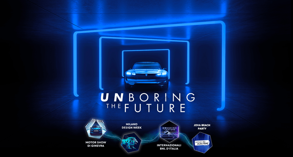 Unboring the future