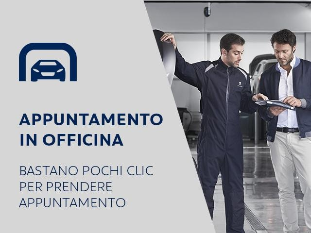 appuntamento in officina