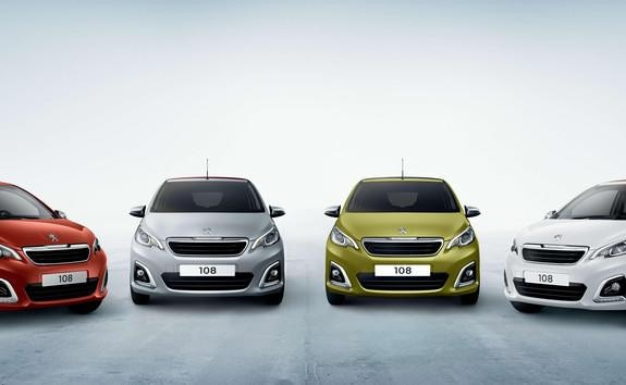 Peugeot 108 - Serie Speciale Collection