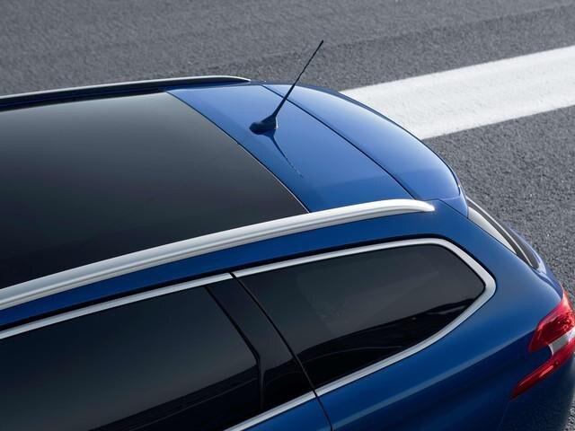 Nuova PEUGEOT 308 SW GT - Grande tetto panoramico