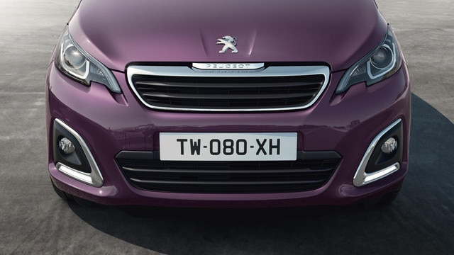 Peugeot 108 3 porte