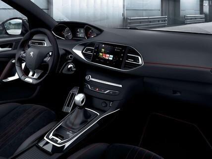 Nuova PEUGEOT 308 GT Line - Peugeot i-Cockpit®