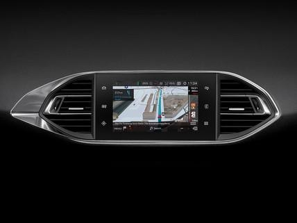 Nuova PEUGEOT 308 GT Line - Touchscreen- 3D Connected Navigation