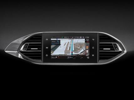 Nuova PEUGEOT 308 GT Line - Touchscreen- 3D Connected Navigation