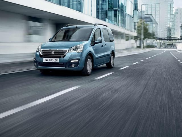 Calandra verticale - Nuovo PEUGEOT Partner Tepee Electric