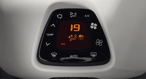 Climatizzatore automatico